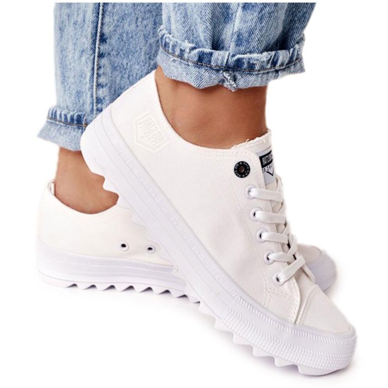 Women's Sneakers Big Star FF274245 White