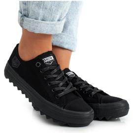 Women's Sneakers Big Star FF274248 Black
