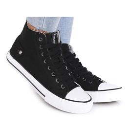 Women's High Sneakers Big Star DD274330 Black