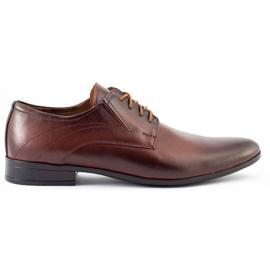 Lukas 256 brown men's formal shoes
