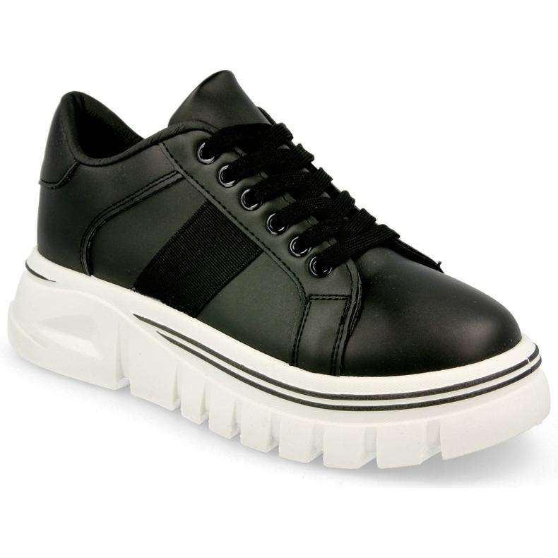 PS1 Women's Sneakers On The Black Riri Platform