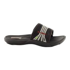 Flip flops for children's pool Rider 80341 black