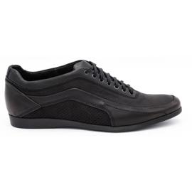 Polbut Casual men's shoes 2101P kabir black