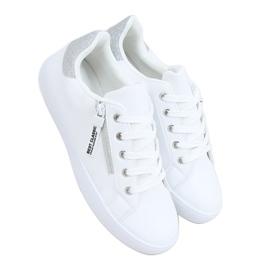 White women's sneakers C2006 White