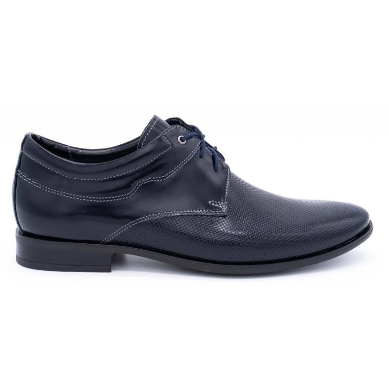 Olivier Formal shoes 1032 navy blue