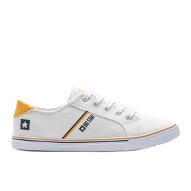 Big Star classic white Celia sneakers