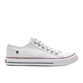 Big Star classic white Elise sneakers