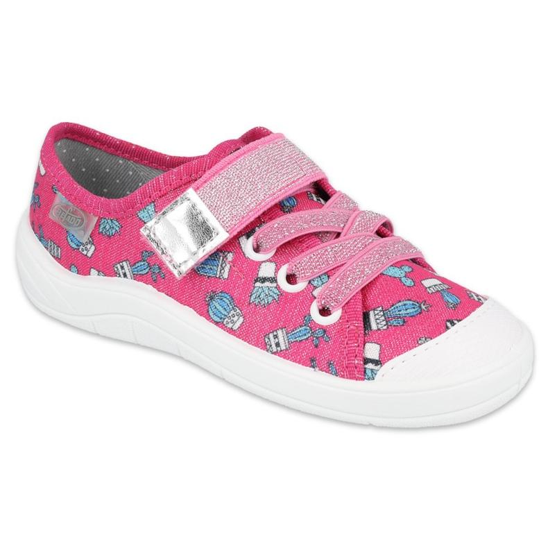 Befado children's shoes 251X167 pink silver