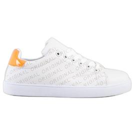 SHELOVET Original Low Sneakers white