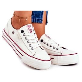 Women's Sneakers Big Star White GG274140