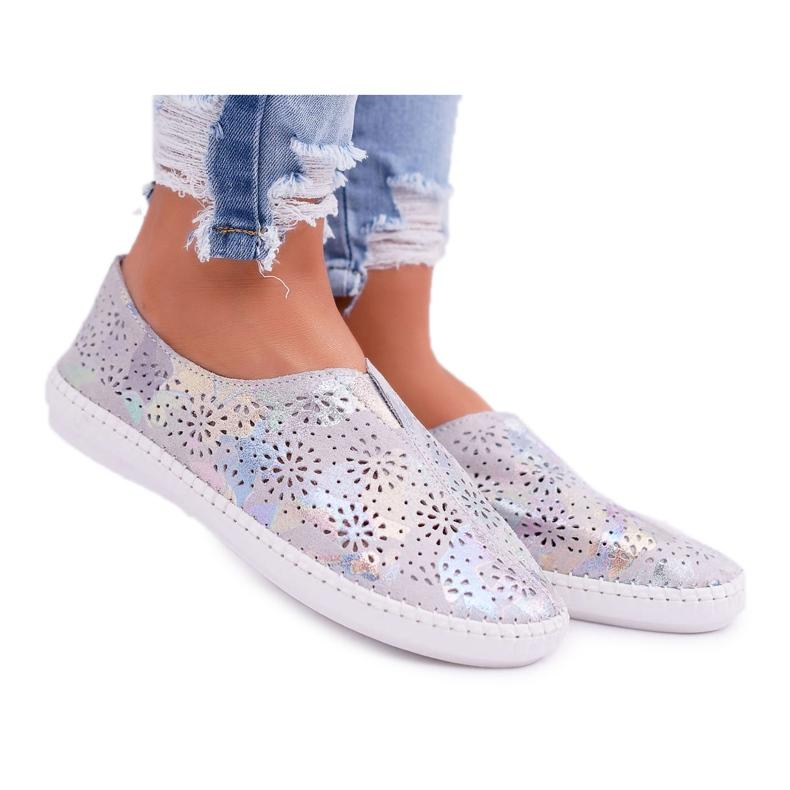 Women's Sneakers Gray Comfort Munda grey