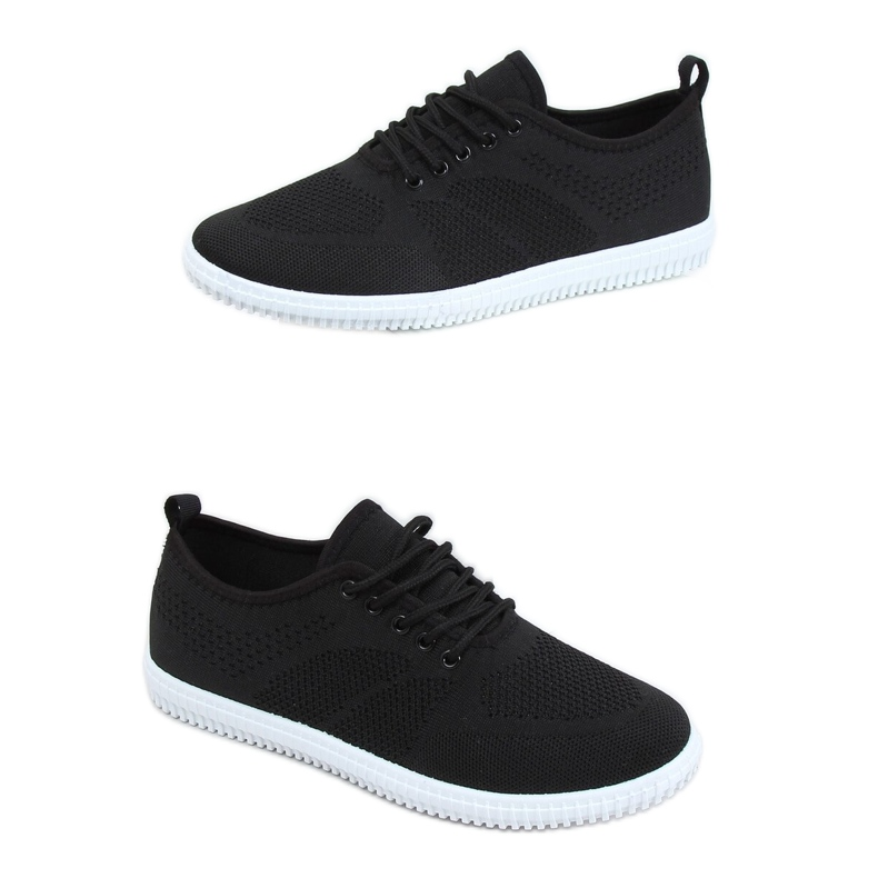 Black 1026 Black socks for women