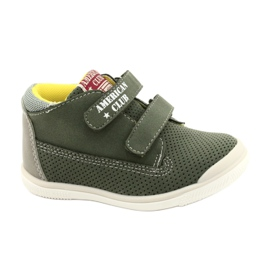 American Club Sport Shoes With Velcro GC12 Green