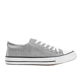 Destini classic low sneakers grey