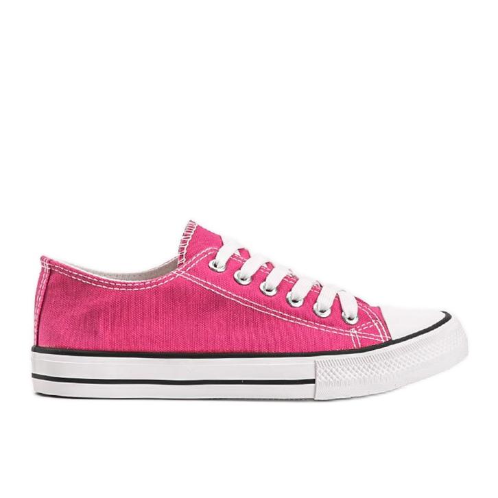 Destini classic pink low sneakers