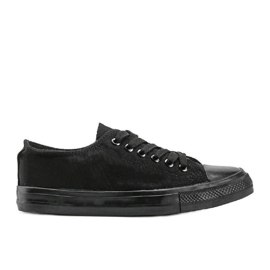 Black classic Destini low sneakers