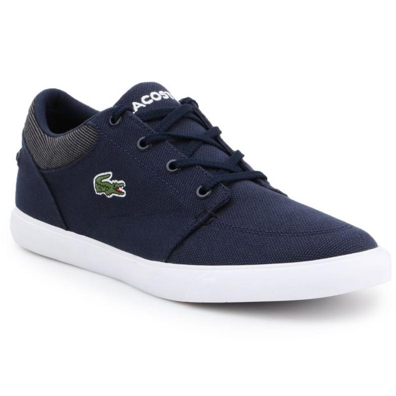 Lifestyle shoes Lacoste Bayliss M 7-38CMA0041NB0 white navy blue