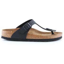 Birkenstock Gizeh W 0043693 flip-flops black