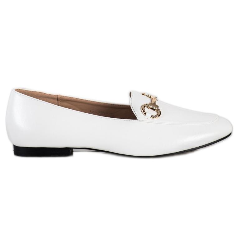 Seastar Elegant Loafers white