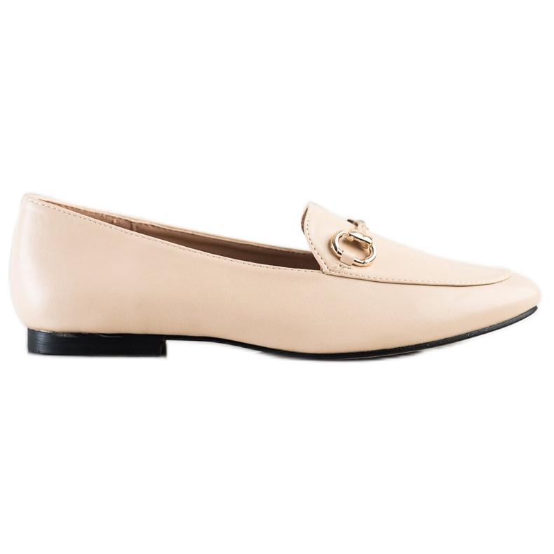 Seastar Elegant Loafers beige