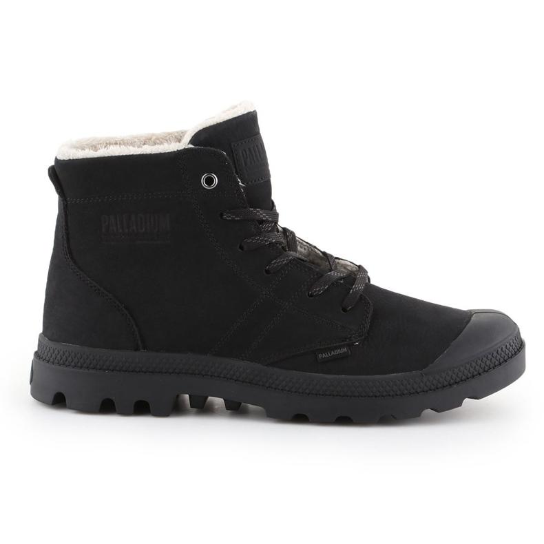 Shoes Palladium Plbrs M 05981-001-M black