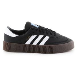 Adidas Sambarose W B28156 shoes white black