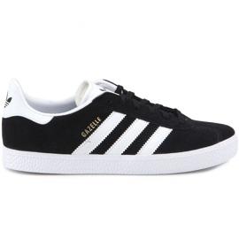 Adidas Gazelle C Jr BB2507 shoes black blue
