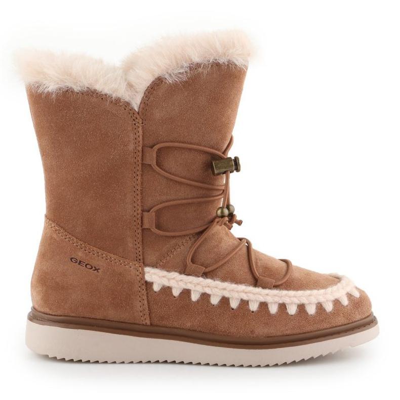 Geox J Thymar GB Jr J944FB-00022-C6627 shoes brown blue