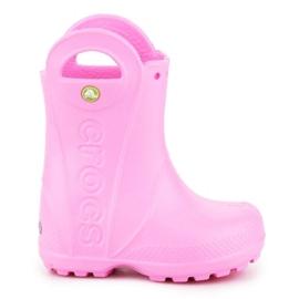 Crocs Handle It Rain Boot Kids 12803-612 pink
