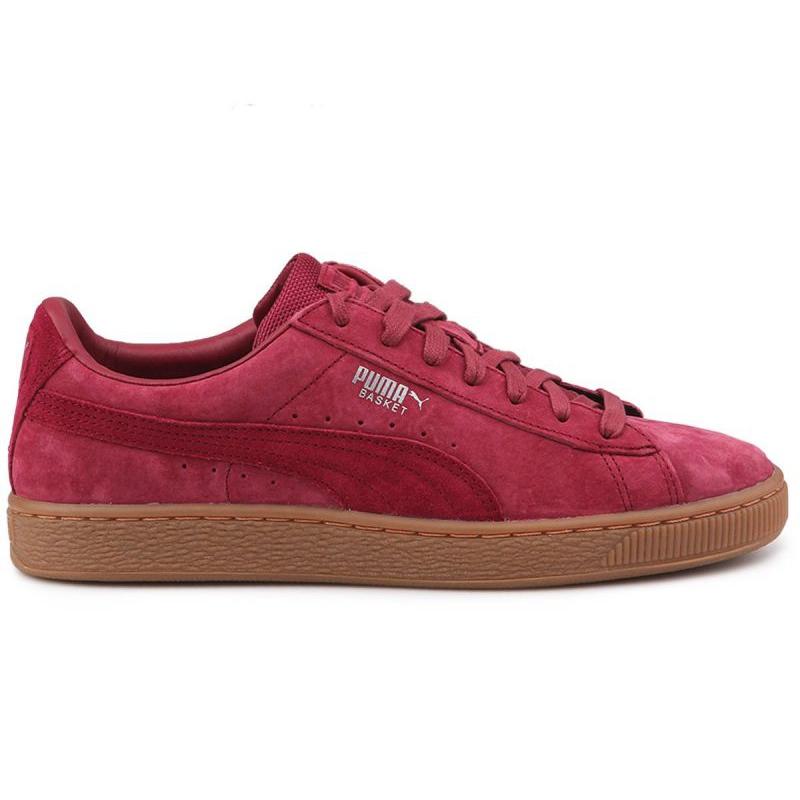 Puma Basket Classic Weatherproof M 363829 01 shoes red