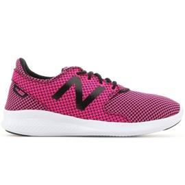 New Balance Jr Kjcstgly Shoes black pink