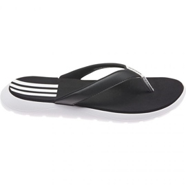 Flip-flops adidas Comfort Flip Flop W FY8656 white black