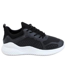 Black KK-219 Black sports shoes