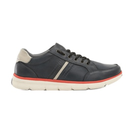 Casual men's shoes Vices SD63-13 Navy 41 46 beige blue