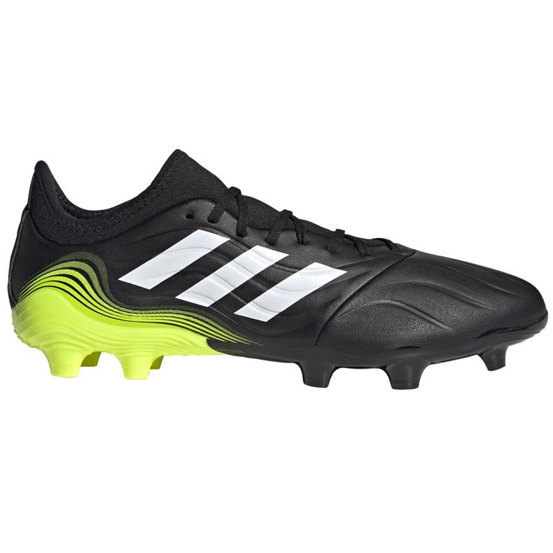 Adidas Copa Sense.3 Fg FW6514 football boots black black