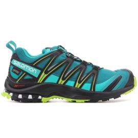 Salomon Xa Pro Gtx W 400916 shoes blue
