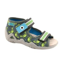 Befado sandals children's shoes 350P016 green