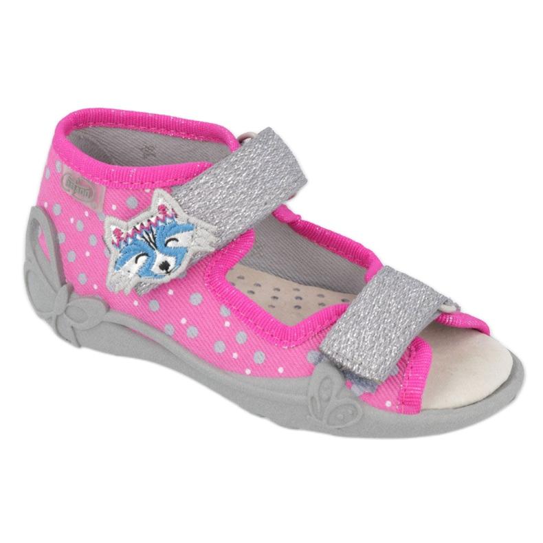 GIRL'S SANDALS PAPI BEFADO 342P016 pink