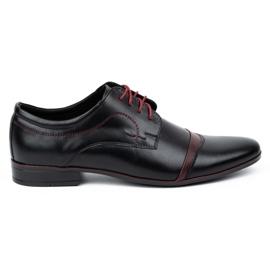 Lukas Elegant men's shoes 210LU black