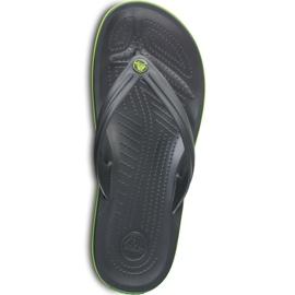 Crocs slippers Crocband Flip graphite green 11033 OA1 multicolored