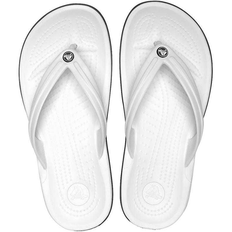 Crocs slippers Crocband Flip white 11033 100