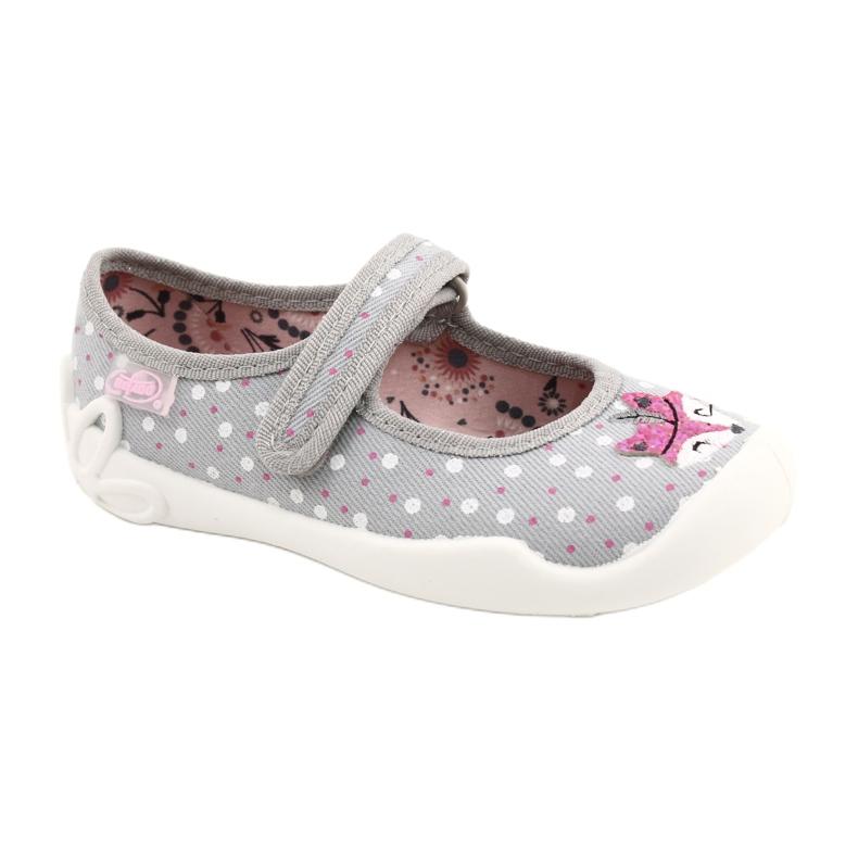 Girls' Ballerinas BLANCA BEFADO 114X425 white pink grey