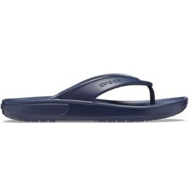 Crocs Classic Ii Flip slippers navy blue 206119 410
