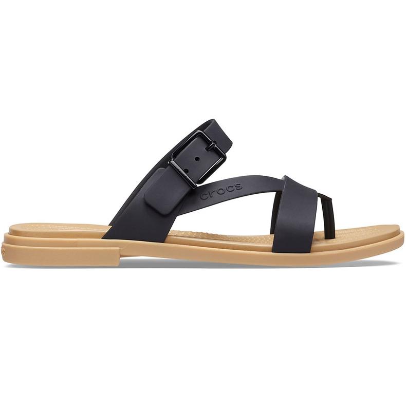 Crocs Women's Sandals Tulum Toe Post Black 206108 00W