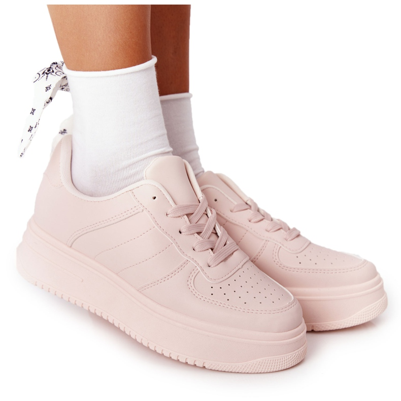 PS1 Women's Sport Shoes On The Platform Pink This Is Me