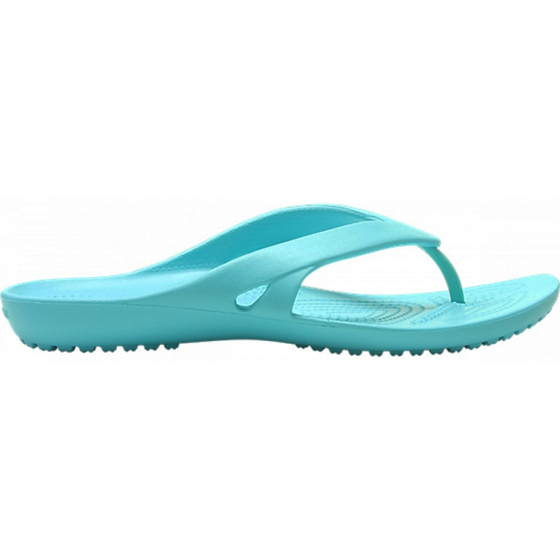Crocs women's Kadee Ii Flip W sandals turquoise 202492 40M blue