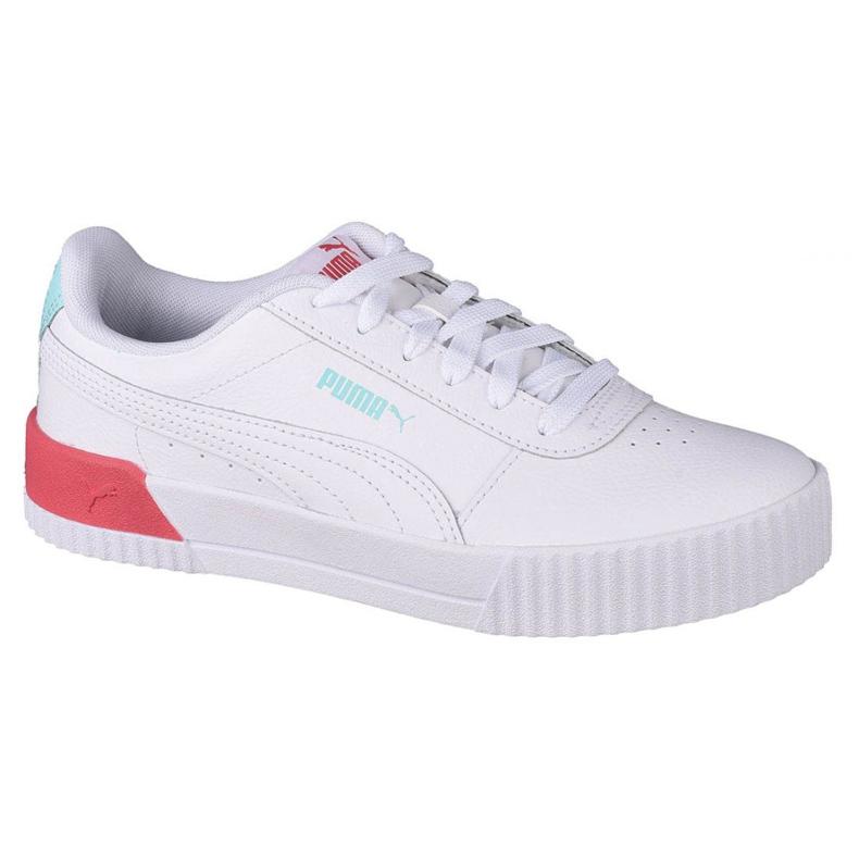 Puma Carina L Jr 370677 23 shoes white black