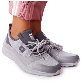 NEWS Women's Sport Shoes Comfort Foam Gray The Best grey