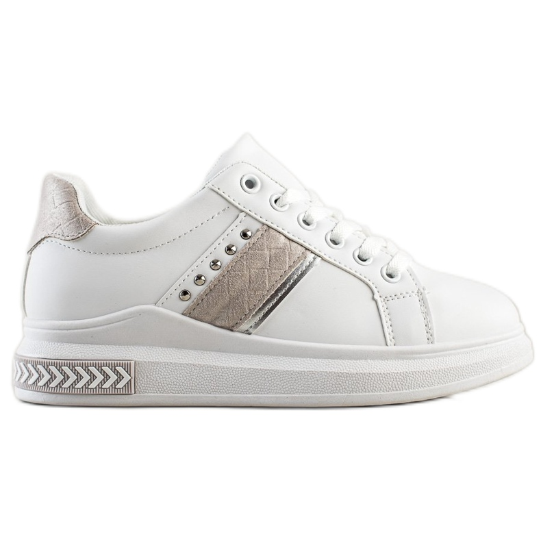 SHELOVET Casual Sneakers white