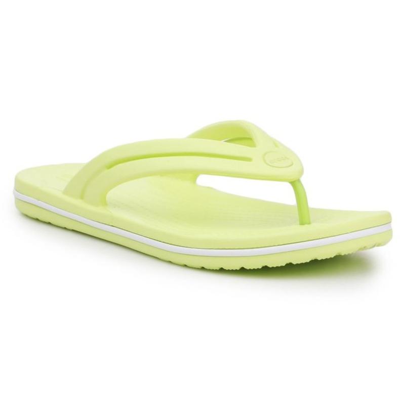 Crocs Crocband Flip W 206100-3U4 green